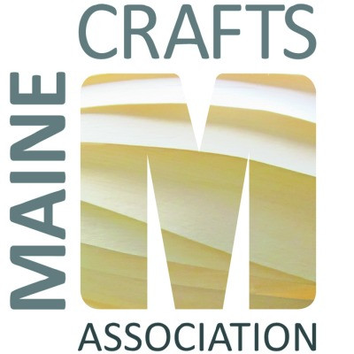 Ferrero receives MASTER CRAFT ARTIST AWARD and lifetime membership from the Maine Craft Association